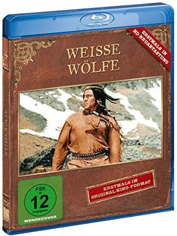 Weisse Wölfe [Blu-ray]