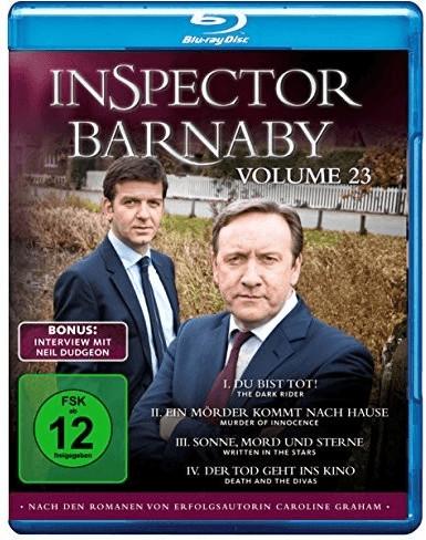 Inspector Barnaby - Vol. 23 [Blu-ray]