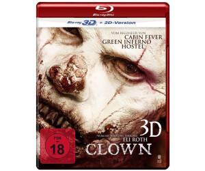 Clown (3D) [Blu-Ray]