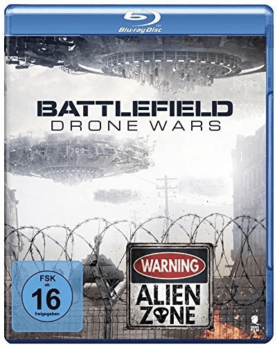 Battlefield - Drone Wars [Blu-ray]