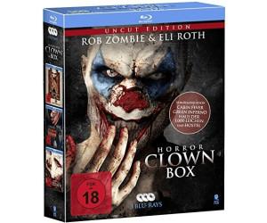 Horror-Clown-Box (uncut) [Blu-ray]