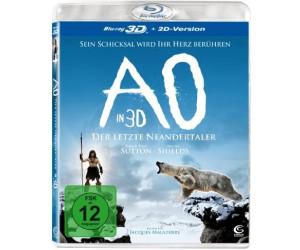 Ao - Der letzte Neandertaler (3D) [Blu-Ray]