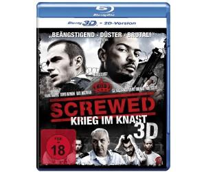 Screwed - Krieg im Knast (3D) [Blu-Ray]