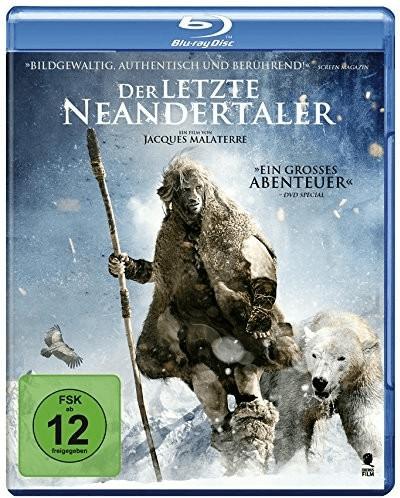Der letzte Neandertaler [Blu-ray]