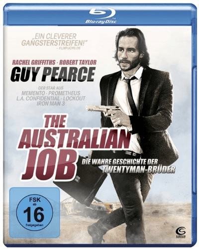 The Australian Job [Blu-ray]
