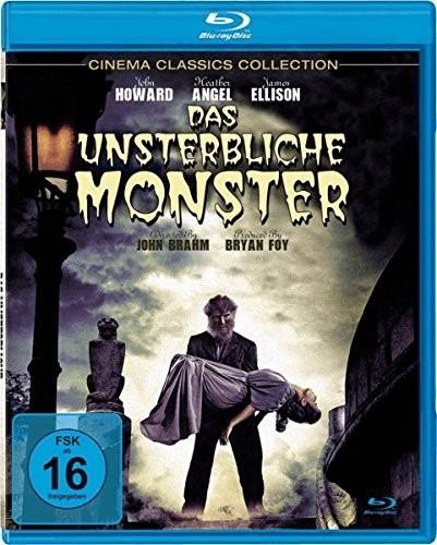 Das Unsterbliche Monster [Blu-ray]