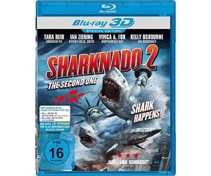 Sharknado 2 (3D) [Blu-Ray]