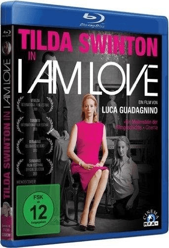 I Am Love [Blu-ray]