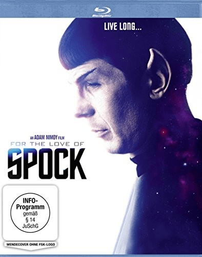 For The Love Of Spock [Blu-ray]