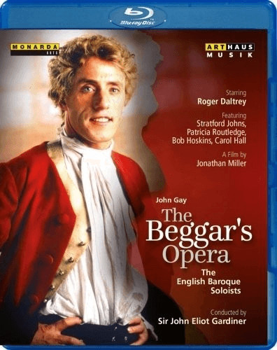John Gay - Beggars Opera [Blu-ray]