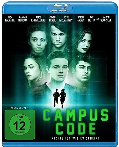 Campus Code [Blu-ray]