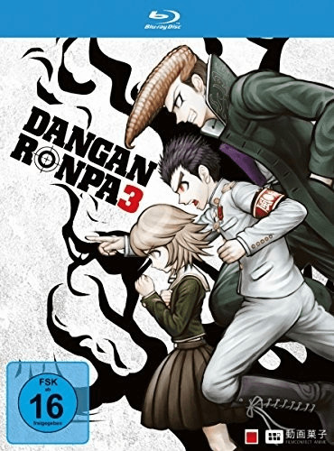 Danganronpa - Vol. 3 [Blu-ray]