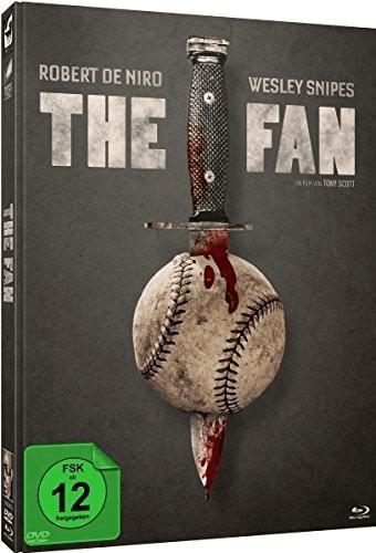 The Fan (Snipes) (+DVD) [Blu-ray]