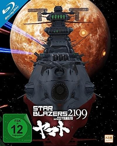 Star Blazers 2199 - Space Battleship Yamato - Volume 1 (Episode 1-6) [Blu-ray]