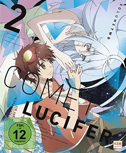 Comet Lucifer [Blu-ray]
