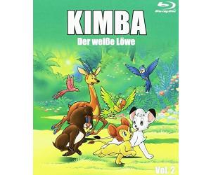 Kimba, der weiße Löwe - Blu-ray Box 2 [Blu-ray]