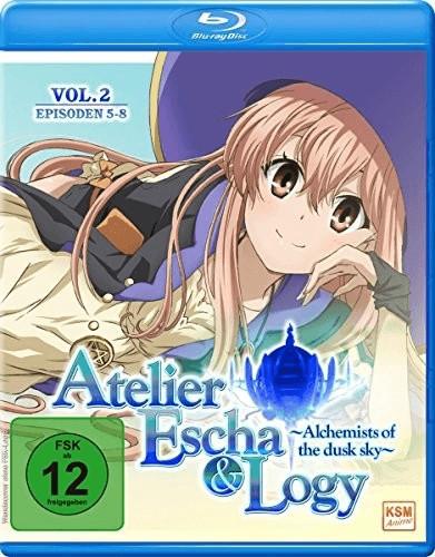 Atelier Escha & Logy - Vol. 2 [Blu-ray]