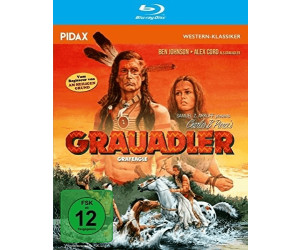 Grauadler [Blu-ray]