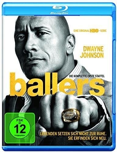 Ballers - Staffel 1 [Blu-ray]