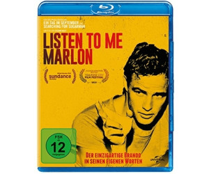 Listen to Me Marlon [Blu-ray]