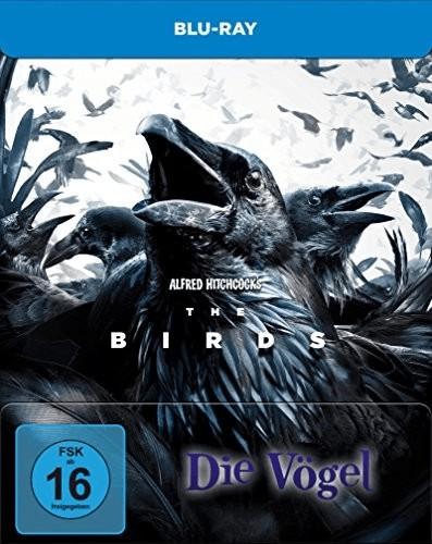 Die Vögel (Steelbook Edition) [Blu-ray]