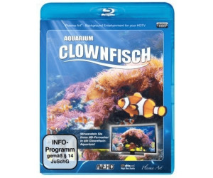 Clownfisch - Aquarium HD [Blu-ray]