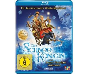 Die Schneekönigin (Animation) [Blu-ray]