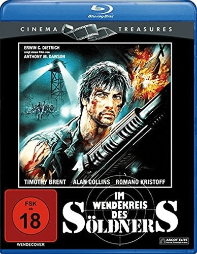 Im Wendekreis des Söldners [Blu-ray]