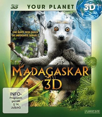 Madagaskar (3D) [Blu-Ray]