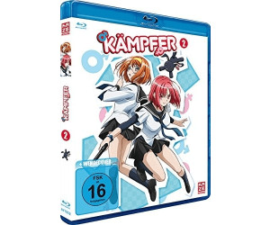 Kämpfer - Vol. 2 [Blu-ray]