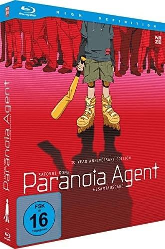 Paranoia Agent - Gesamtausgabe - Satoshi Kons K...
