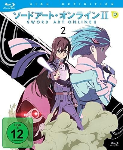 #Sword Art Online II – 2. Staffel – Blu-ray Box 2 [Blu-ray]#