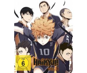 Haikyu!! - Vol. 3 [Blu-ray]