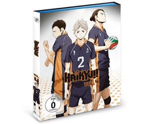 Haikyu!! - Vol. 4 [Blu-ray]