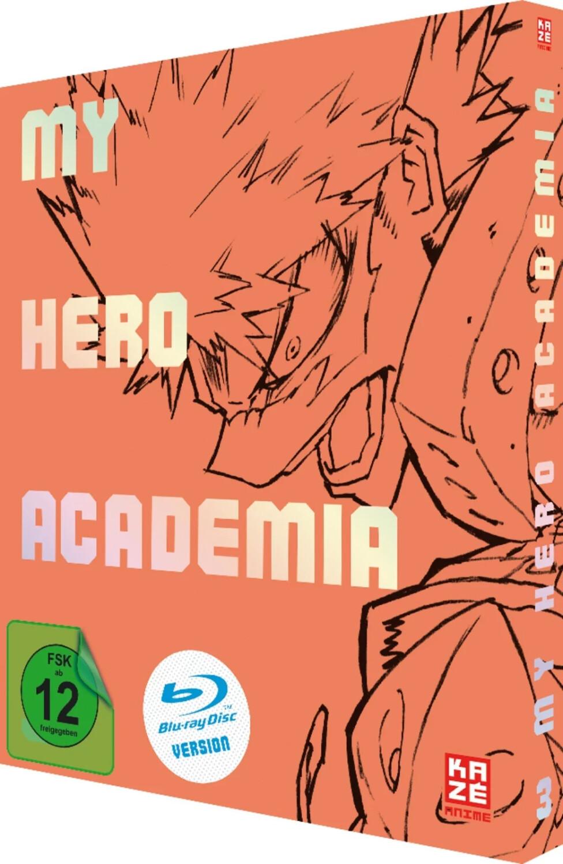 #My Hero Academia – Blu-ray Box 3 [Blu-ray]#