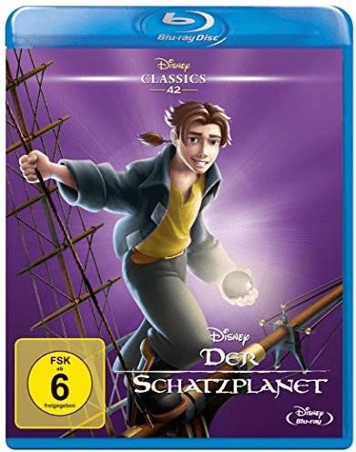 Der Schatzplanet (Disney Classics 42) [Blu-ray]