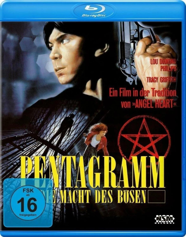 Pentagramm - Die Macht Des Bösen [Blu-ray]