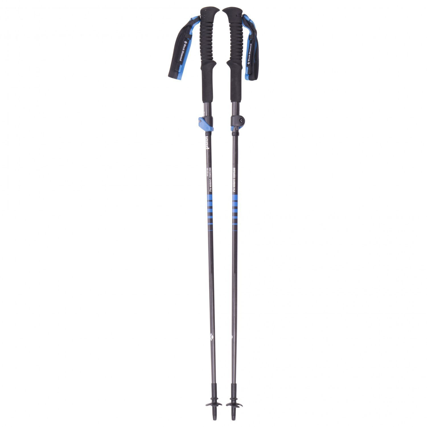 Black Diamond Distance Carbon FLZ 105 cm - 125 cm (2018)