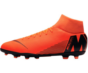 buy online cc373 51b4c Nike Mercurial Superfly VI Club MG total orange volt white
