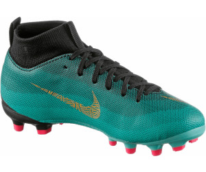 15ce857ae Nike Mercurial Superfly VI CR7 Academy MG Jr clear jade/metallic vivid gold /black