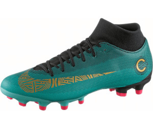 f966dc13a6 Nike Mercurial Superfly VI CR7 Academy DF MG clear jade/metallic vivid  gold/black