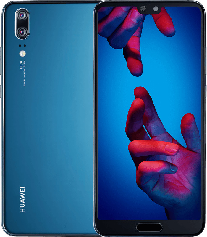 Image of Huawei P20 128GB midnight blue