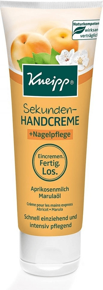 Kneipp Sekunden-Handcreme + Nagelpflege (75ml)