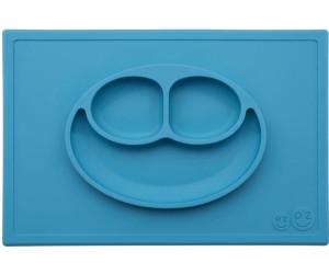 ezpz Happy Mat rutschfeste Essmatte Blau