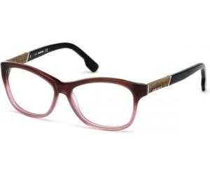 Diesel Damen Brille » DL5085«, braun, 047 - braun