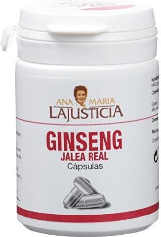 Ana Maria Lajusticia Ginseng + Royal jelly ( 60 capsules)