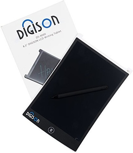 Image of Digison DS-9000 LCD 8,5 Zoll Writing Tablet white