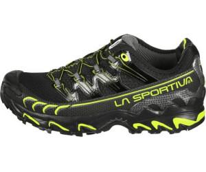 La Sportiva - Ultra Raptor - Scarpa Uomo Outdoor - Mountain Trail Running Footwear - Blue / Sulphur (46) YRDNBZ