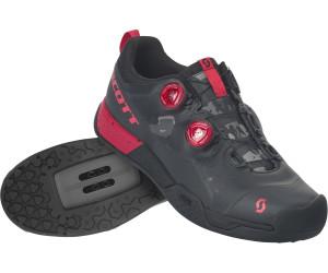 Scott W MTB AR Boa Clip Lady Shoe Damen All-Mountain/Trekking, Black-Pink, Größe 42 - Schwarz-Pink
