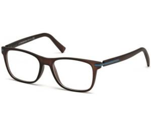 Ermenegildo Zegna Herren Brille » EZ5040«, blau, 091 - blau